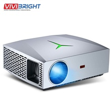 VIVIBright F40UP Projector Real Full HD 1080P 2+16GB Android version 6.0 WIFI Bluetooth 3D