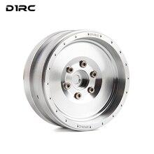 D1RC 1,9 Beadlock Felge Für alle 1:10 1:8 Crawler Auto Teile Für AXIAL TRX4 Nicht VP Rad