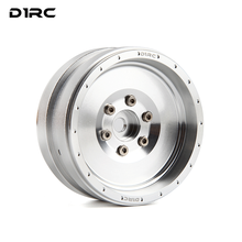 D1RC 1.9 Beadlock Velg Voor Alle 1:10 1:8 Crawlers Auto Onderdelen Voor Axiale TRX4 Non Vp Wiel