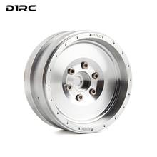 D1RC 1.9 Beadlock jant tüm 1:10 1:8 paletli araba parçaları eksenel TRX4 olmayan VP tekerlek