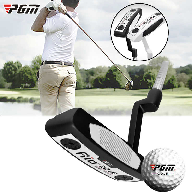 Pgm Rechtshandig Golf Club Putters Voor Mannen Rvs Golf Putter Outdoor Sport Beginner Driver Golf Producten Accessies