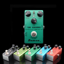 TS9 ve TS808 iki mod tüp Screamer elektro gitar pedalı eski Overdrive/bozulma Crunch/bozulma/abd rüya