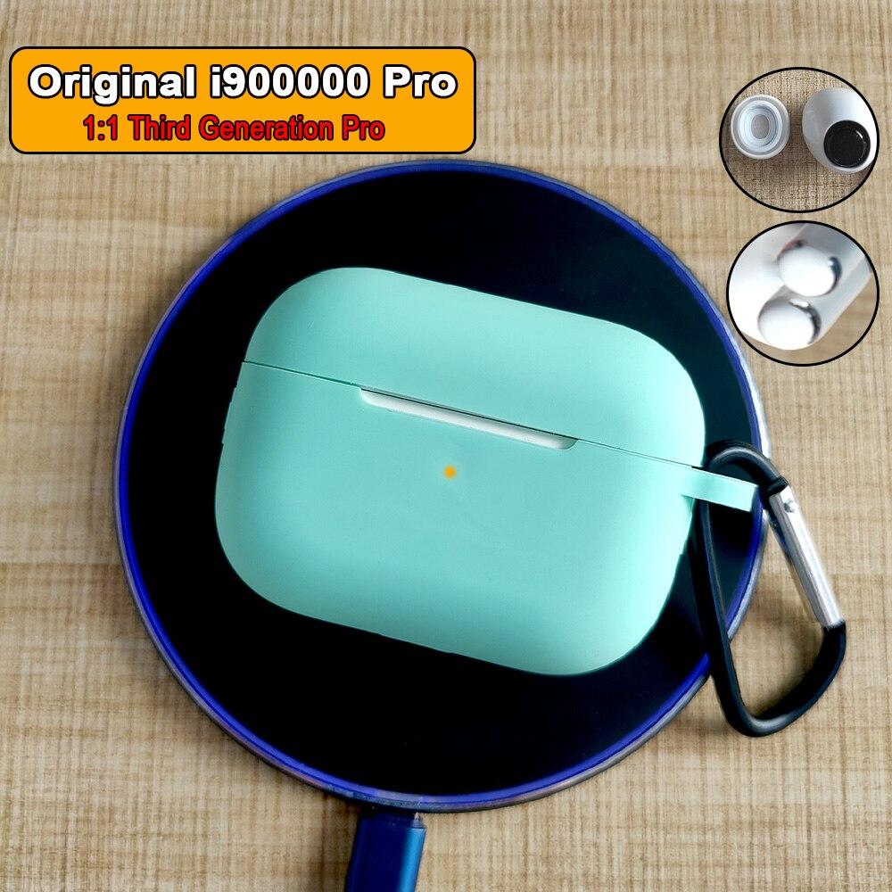 I900000 Pro 1:1 Air 3 TWS Bluetooth écouteurs écouteurs capteur de pression sans fil écouteur Pk H1 puce i500 i5000 i9000 i50000 tws