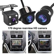 170 градусов объектив рыбий глаз Автомобильная камера ночного