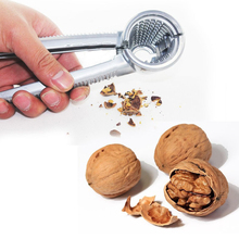 Crack almond Walnut Pecan Hazelnut Hazel Filbert Nut Kitchen Nutcracker Sheller Clip Tool Clamp Plier Cracker