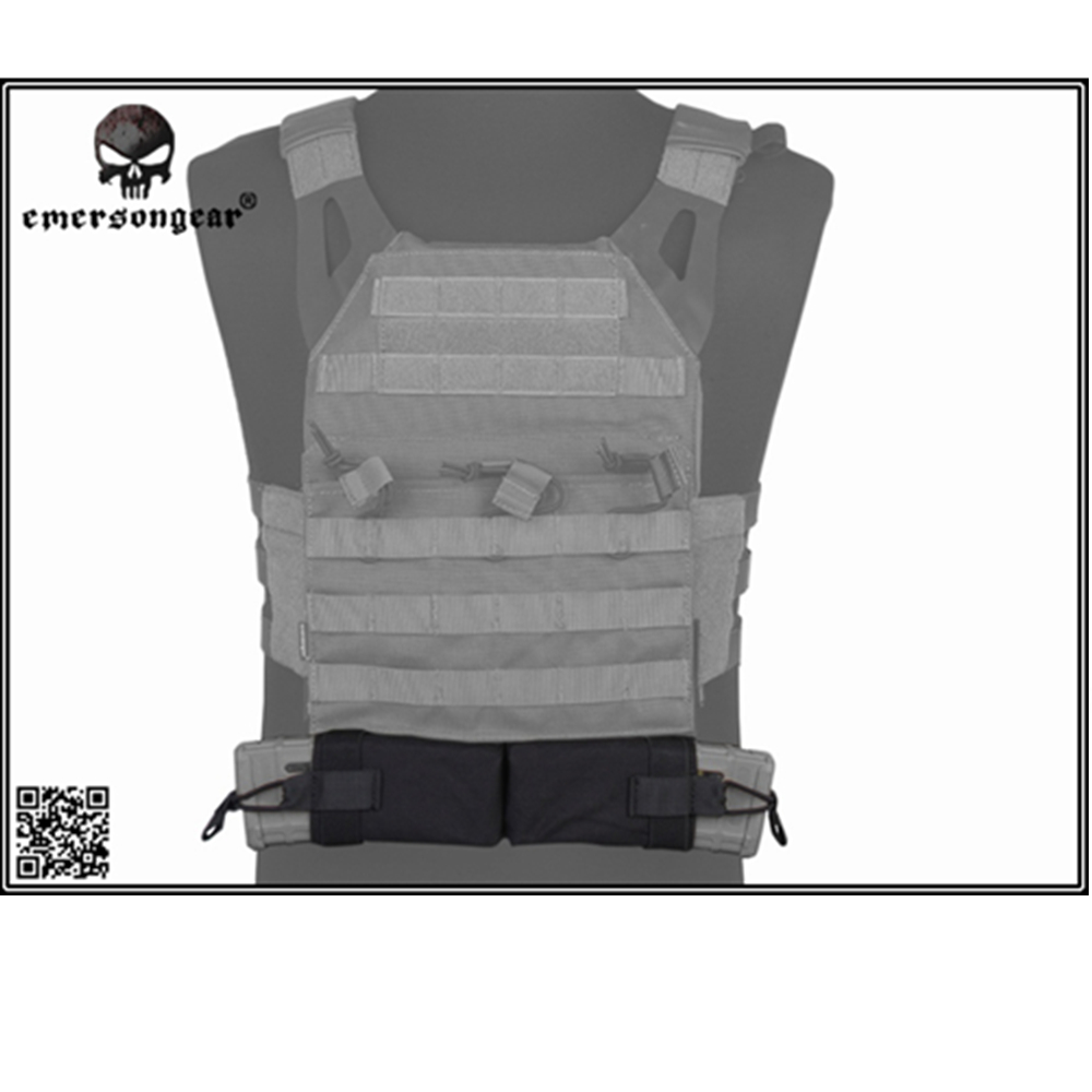 emersongear Emerson Side-Pull Magazine Pouch M4 Rifle Molle Tactical Mag Hook&Loop Combat Gear
