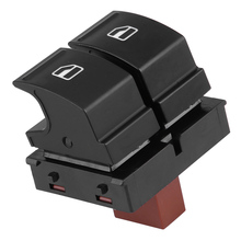 Electric Control Power Window Button Switch for Skoda Octavia Fabia 2 Roomster 1Z0959858 Interior Auto Replacement Parts