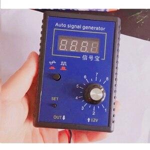 Image 5 - Generador de simulador de señal de vehículo y Sensor de posición de cigüeñal medidor de señal 2Hz a 8KHz