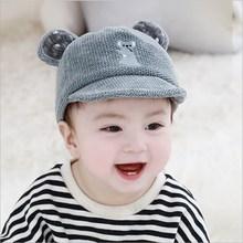 Cute Baby Boy Girl Autumn Winter Home Outdoor Hat Cotton Soft Warm Kid Hat Lovely Animal Print Kid Hat стоимость