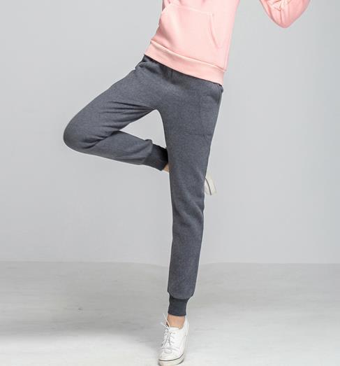 2020 Women fashion Waist Pants Casual Chffion length Capris Trouser Women Clothing Pencil Pants