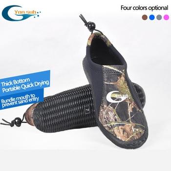 Zapatos de buceo para exteriores, zapatos para bucear, zapatos para bucear, zapatos para nadar, antideslizantes, de secado rápido anfibio, para hombres y mujeres