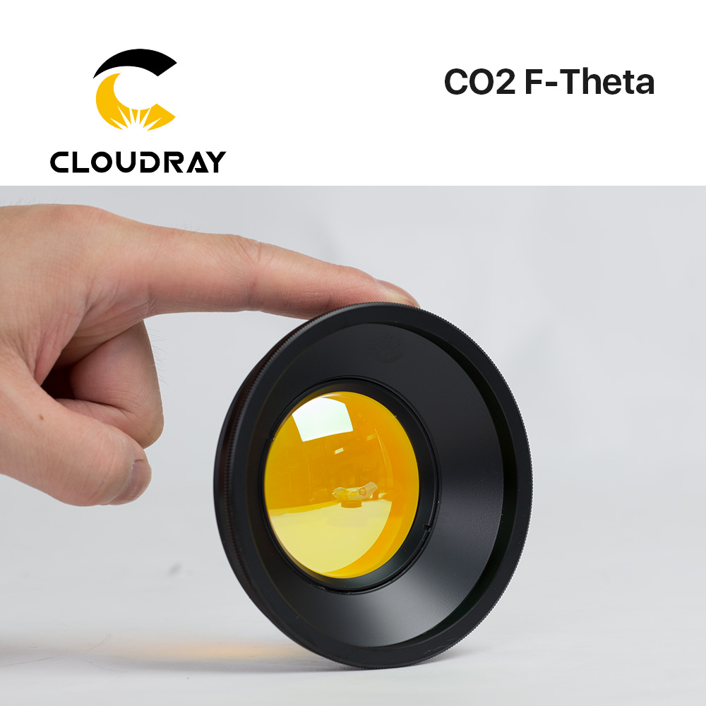 Image 3 - CO2 F theta Scan Lens Field Lens 10.6um 10600nm 50x50   600x600 FL63 650mm for YAG Optical CO2 Laser Marking Machine PartsLenses   -