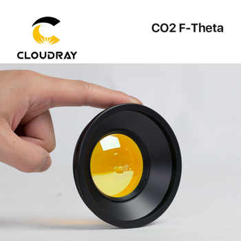 CO2 F-theta Scan Lens Field Lens 10.6um 10600nm 50x50 - 600x600 FL63-650mm for YAG Optical CO2 Laser Marking Machine Parts