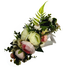 Jueba Flower Wreath Wedding Crown Festival Headband Women Ha