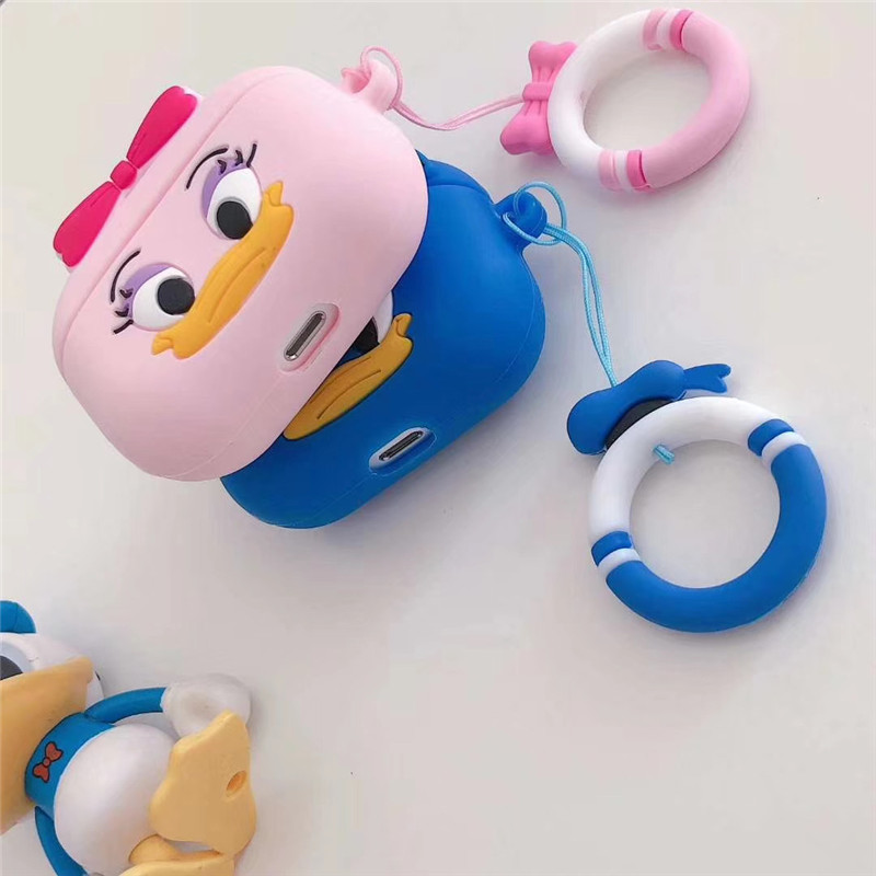 Cute 3D Silicone Case for AirPods Pro 184