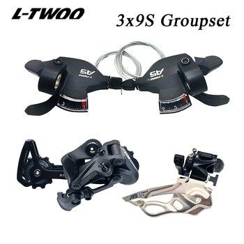 LTWOO A5 3X9 27 prędkości przerzutki Groupset 9 s dźwignia zmiany biegów przerzutka przednia 9 prędkości tylne przełączniki garnitur alivio m4000 DEORE m590