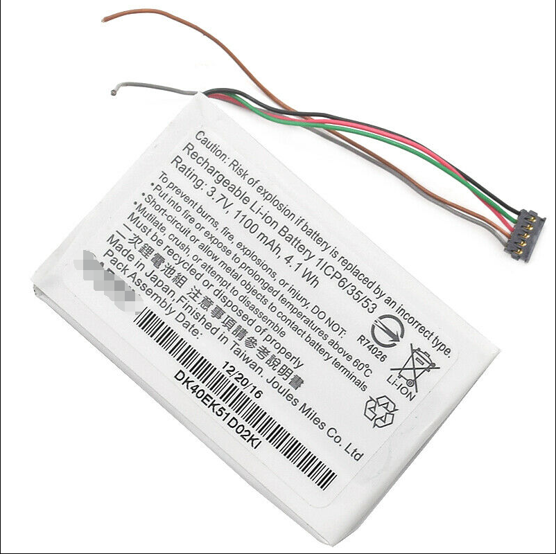 For Garmin Edge 1000 Edge EXPLORE 1000 Approach G8 Li-ion Battery 361-00035-06 Bicycle Handheld GPS Repair Replacement Part