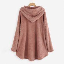 Women's  Fleece Hoody UK/EU/US sizes