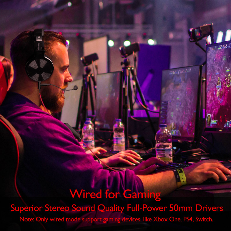 lowest price Cosbary Gaming Earphones with Mic 7 1 Wired Headset Stereo Sound Game Headphone for PC Gamer Computer Laptop PS4 LED RGB Light