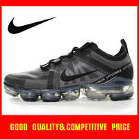 VaporMax Original autêntico NIKE Air tênis de corrida dos homens calçados esportivos confortável ao ar livre calçados esportivos de grife AR6631 004