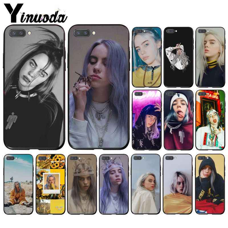 Yinuoda Billie Eilish 13 Girl สำหรับ Huawei Honor 8A 8X9 10 20 Lite 7A 5A 7C 10i 20i