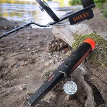 Metal-Detector Pinpointing Waterproof with Bracelet Hand-Held