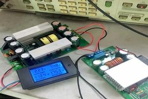 Image 4 - TZT 1000W AC200V 240V LLCแหล่งจ่ายไฟแบบDualเอาท์พุทDCแรงดันไฟฟ้า + 70V/40V 45V 50V/60V 80V F/ HIFIเครื่องขยายเสียง