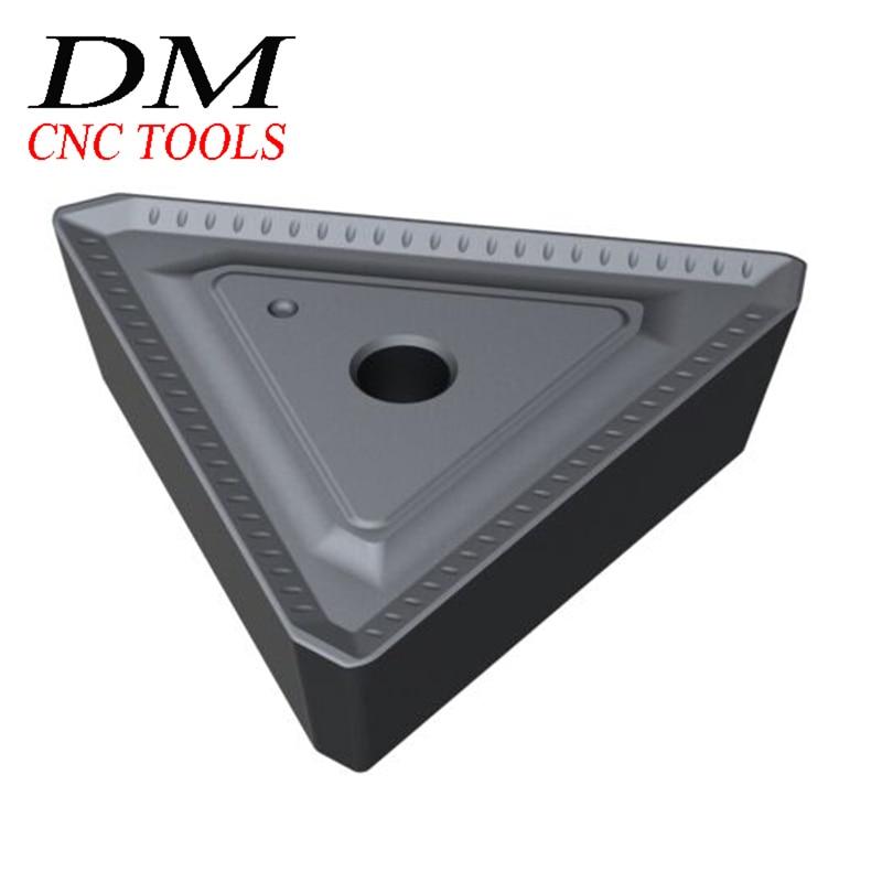10PCS TPKN 2204 PDTR/TPKR 2204 PDTR CNC Blade Carbide Insert Milling Inserts Tools Cutter Lathe Blade