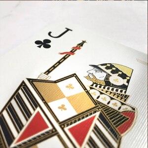 Image 4 - Xiaomi iskambil kartları Poker tahta oyunları kurtadam öldürmek oyun iskambil kartları su geçirmez kartları 3 10 kişi parti toplama oyunu kartları