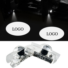 2pcs/lot LED Car Door Logo Light For INFINITI Logo Projector Welcome Light Fit EX35 F50 FX35 FX37 G37 QX80 QX70 QX60 Q50 Q60 Q70 1 10set welcome light for infiniti q50 q70 q60 qx50 qx70 qx80 fx g m ex series car door light logo projector atmosphere lamp