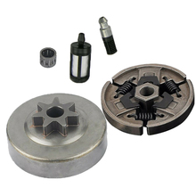 цена на Tools Clutch assembly Fuel Filter For Stihl 029 039 MS290 310 390 Chainsaw Sprocket Bearing