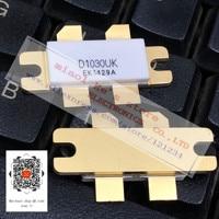 100% Original: D1030UK D1030 UK [ 28V 40A 400W 175MHz DR ] High quality original DMOS transistor
