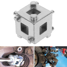 Pinza de pistón de freno de disco trasero Universal para coche, herramienta de ajuste de pistón de freno de disco, herramienta para automóviles con freno de disco