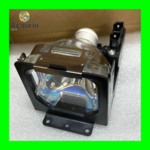 Image 3 - Projector lamp LV LP10 / 6986A001AA for LV 5100/LV 5110/LV 7100/LV 7105/LV 7100E with housing