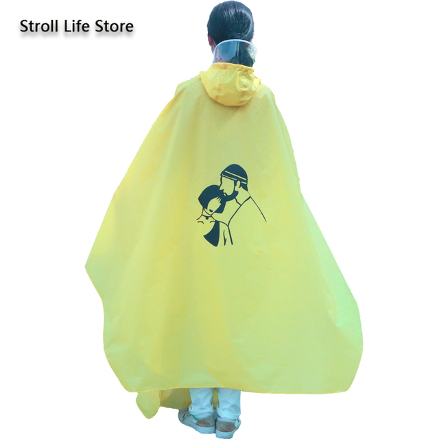Yellow Raincoat Women Electric Bike Poncho Cute Korean Long Motorcycle Rain Coat Windbreaker Men Jacket Capa De Chuva Gift Ideas 5