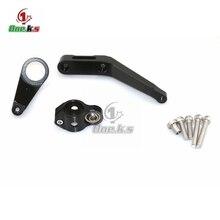 Universele Motorcycle Verstelbare Steering Damper Stabilizer Montagebeugel Voor Honda CBR954RR 2002 2003
