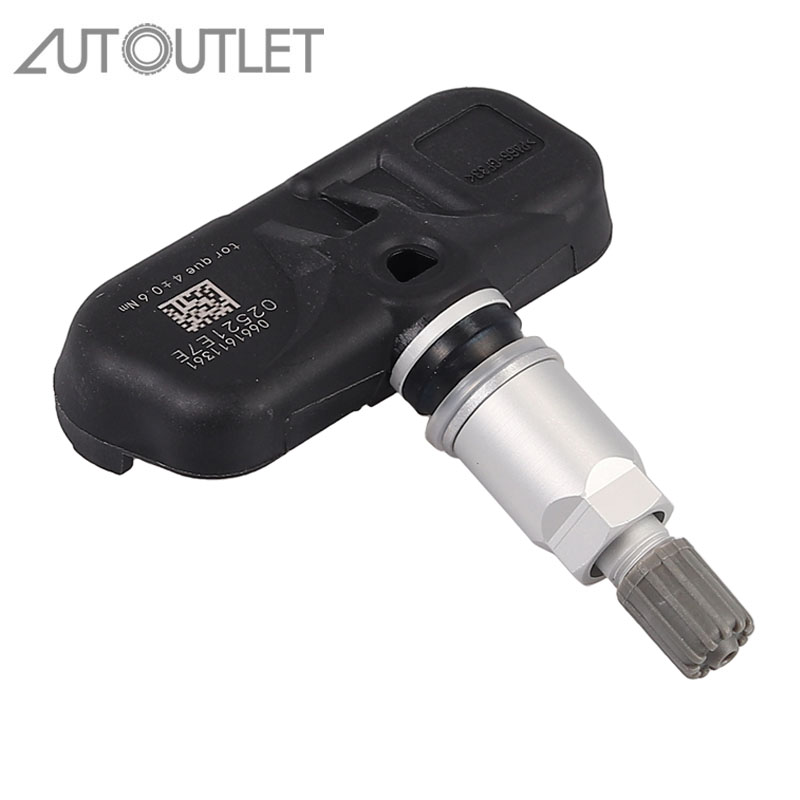 AUTOUTLET TPMS Tire Pressure Sensor 42607-33021 PMV-107J For Scion Toyota Lexus Tire Pressure Monitoring Sensor