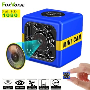 Mini Camera 1080P HD Micro Camara Night Vision Action Car Camera Recorder Usb Long Battery Security Monitor DVR Small Kamera Cam image