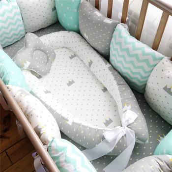 Noworodek łóżeczko dziecięce łóżeczko dziecięce 80*50cm łóżeczko dziecięce przenośne łóżeczko dziecięce łóżeczko dziecięce łóżeczko dziecięce łóżeczko dziecięce tanie i dobre opinie Tkaniny 85*45 cm C538 0-3 M 4-6 M 7-9 M 10-12 M Dostęp do komputera Drukuj