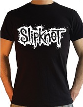 Custom T Shirts MenS Crew Neck Short Sleeve Best Friend Slipknot