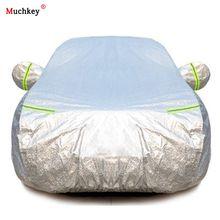 Cubiertas para coche entero para Lexus Series, impermeables, resistentes al polvo, cubierta de protección contra la nieve para Sedán, SUV, tamaño 2M/2L/3M/3L/YL/YXL/3XXL