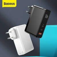 Baseus-cargador GaN 120W, Cable de carga rápida 3,0 4,0 para MacBook Pro, para Huawei Mate 10, USB C a tipo C, cargador PD