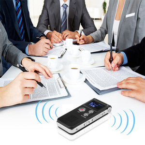 Image 4 - Kebidumei 8GB cyfrowy Audio dyktafon Mini pamięć USB długopis z rejestratorem 650Hr dyktafon 3D Stereo MP3 odtwarzacz Grabadora Gravador