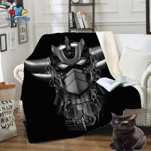 SONSPEE Custom Design Blanket Goldorak Blanket 2020 3D Printing Cartoon Robot Mecha Transformers Children Adult Sofa Warm Blanke(China)