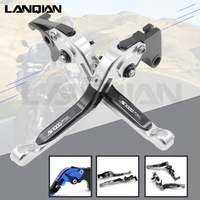 For BMW S1000RR S1000R Motorcycle CNC Adjustable Extendable Brake Clutch Lever S1000RR 2010 2018 S1000R 2014 2018 Accessories