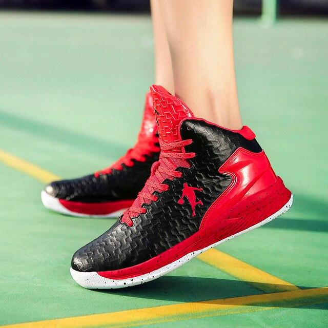 Man High-top Jordan Basketball Shoes Men Cushioning Light Basketball Sneakers Anti-skid Breathable Outdoor sneaker Jordan Shoes 3
