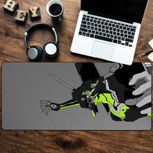 Evangelion Mouse pad 900x400mm HD pattern large notebook mouse pad cartoon XXL keyboard to professional game