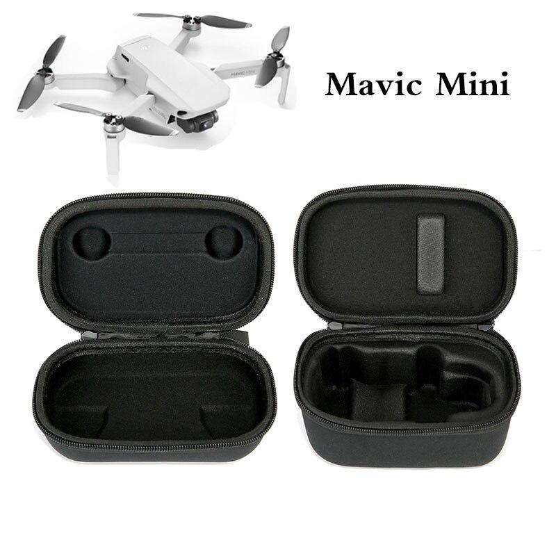 Carrying Case For DJI Mavic Mini Portable Handbag Storage Bag Drone Remote Controller Box For Mavic Mini Protector Accessories