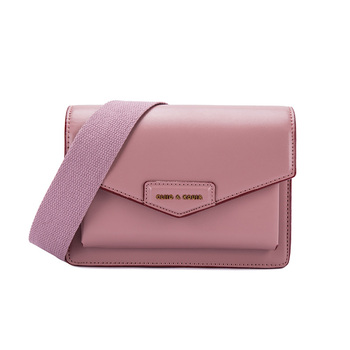 Women Single Shoulder Bags Fashion Inclined Crossbody Bag Girls Lovely Mini Messenger Purse New Style Outdoor Handbags