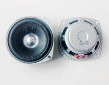 2 قطعة مجموعة كاملة المتكلم لتقوم بها بنفسك HIFI مكبر الصوت للسيارة ستيريو المسرح المنزلي 10 واط 4 أوم 3 بوصة الصوت مكبرات الصوت